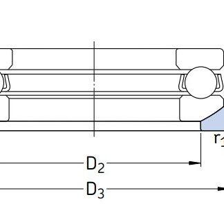 Подкладное кольцо U 208