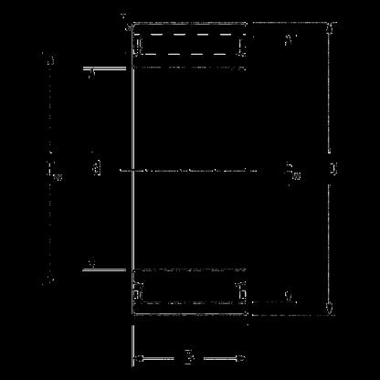Игольчатый подшипник F-95129.01.RNAO